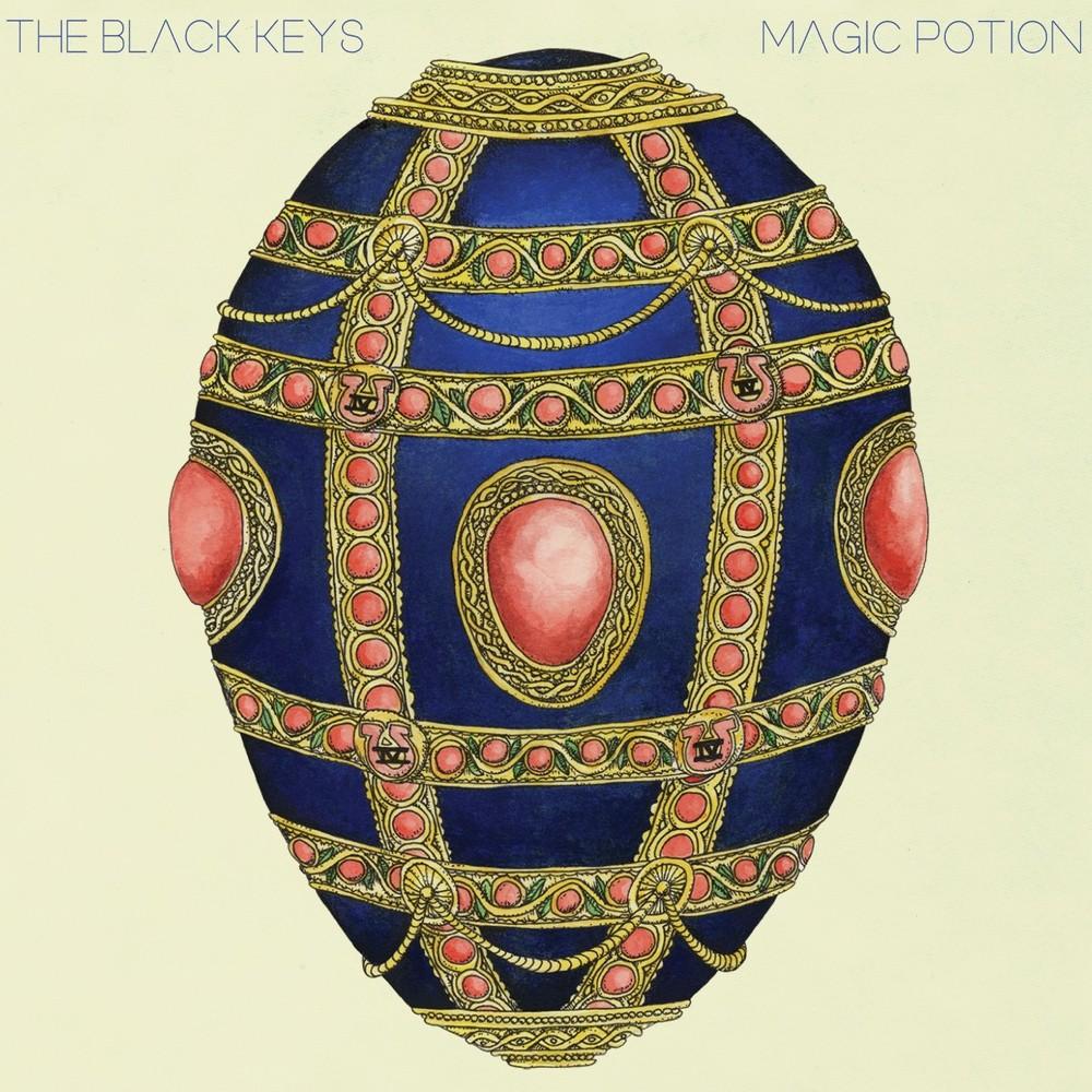 The Black Keys -  Magic Potion LP