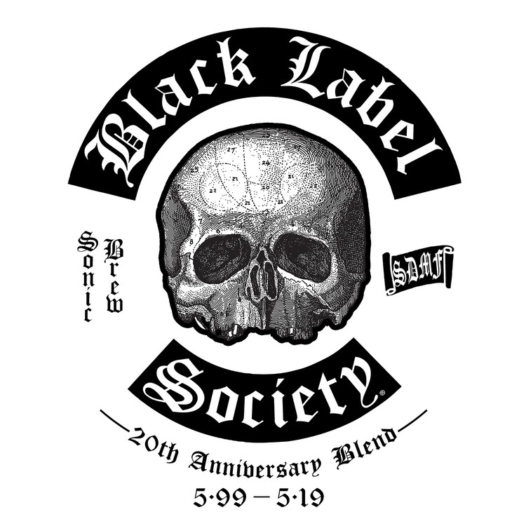Black Label Society - Sonic Brew 20th Anniversary Blend 5.99 - 5.19 2XLP vinyl