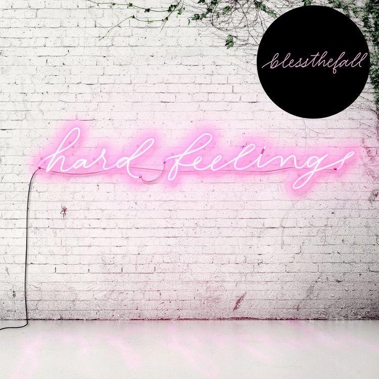blessthefall - Hard Feelings Vinyl LP