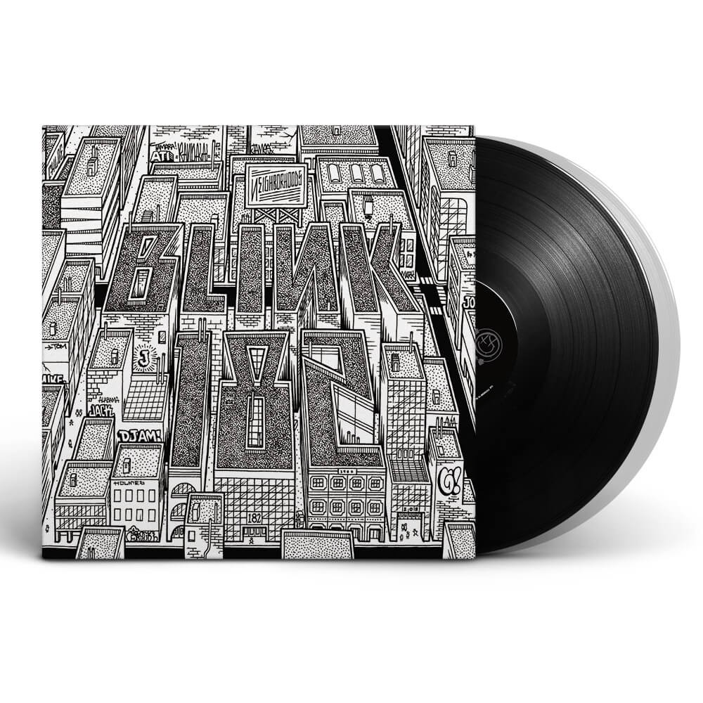 Blink 182 - Neighborhoods 2XLP