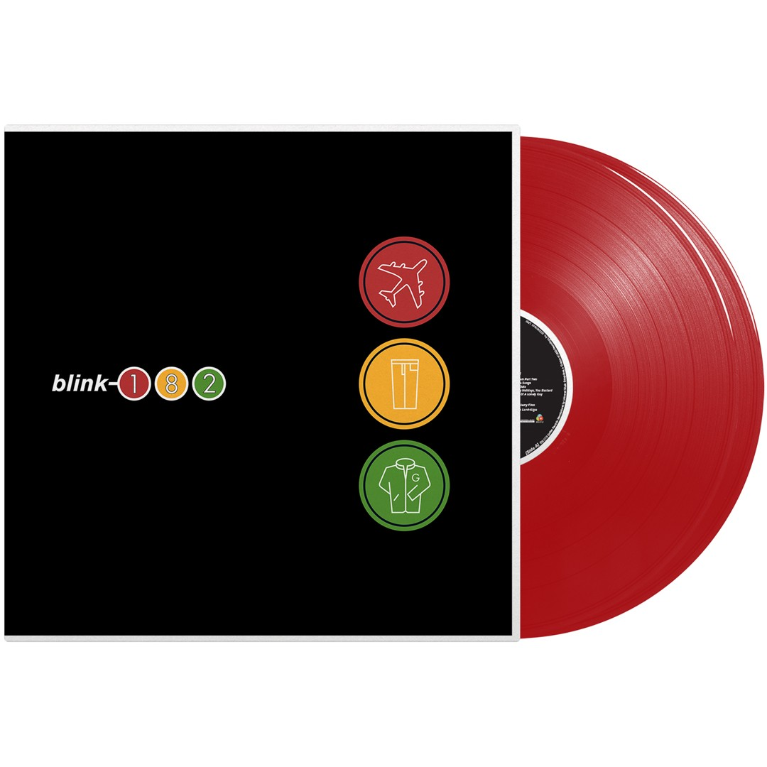 Blink 182 - Take Off Your Pants and Jacket 2XLP Vinyl