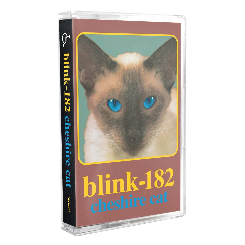 Blink 182 - Cheshire Cat Cassette