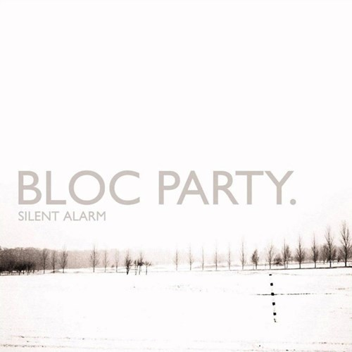 Bloc Party - Silent Alarm (Import) Vinyl LP