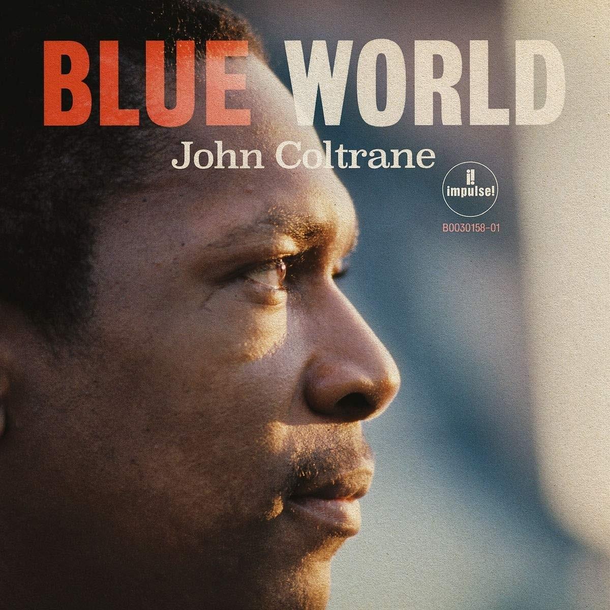 Jon Coltrane - Blue World Vinyl LP
