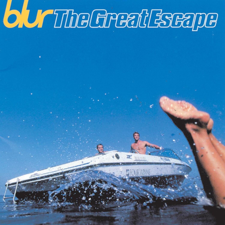 Blur - The Great Escape 2XLP