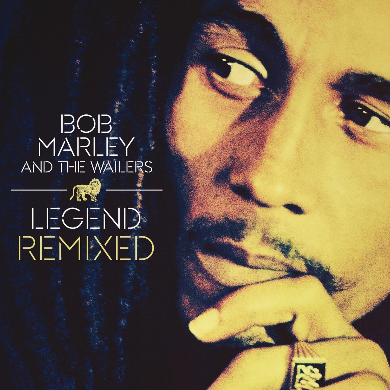 Bob Marley - Legend Remixed  2XLP