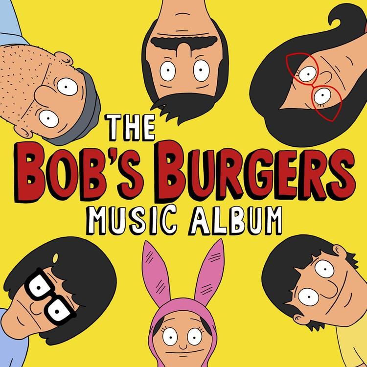 Various Artists - The Bob's Burgers Music Album (Deluxe Boxset) 3XLP Boxset