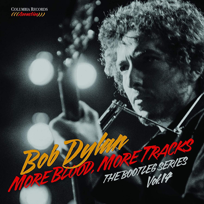 Bob Dylan - More Blood More Tracks: The Bootleg Series, Vol. 14 2XLP vinyl