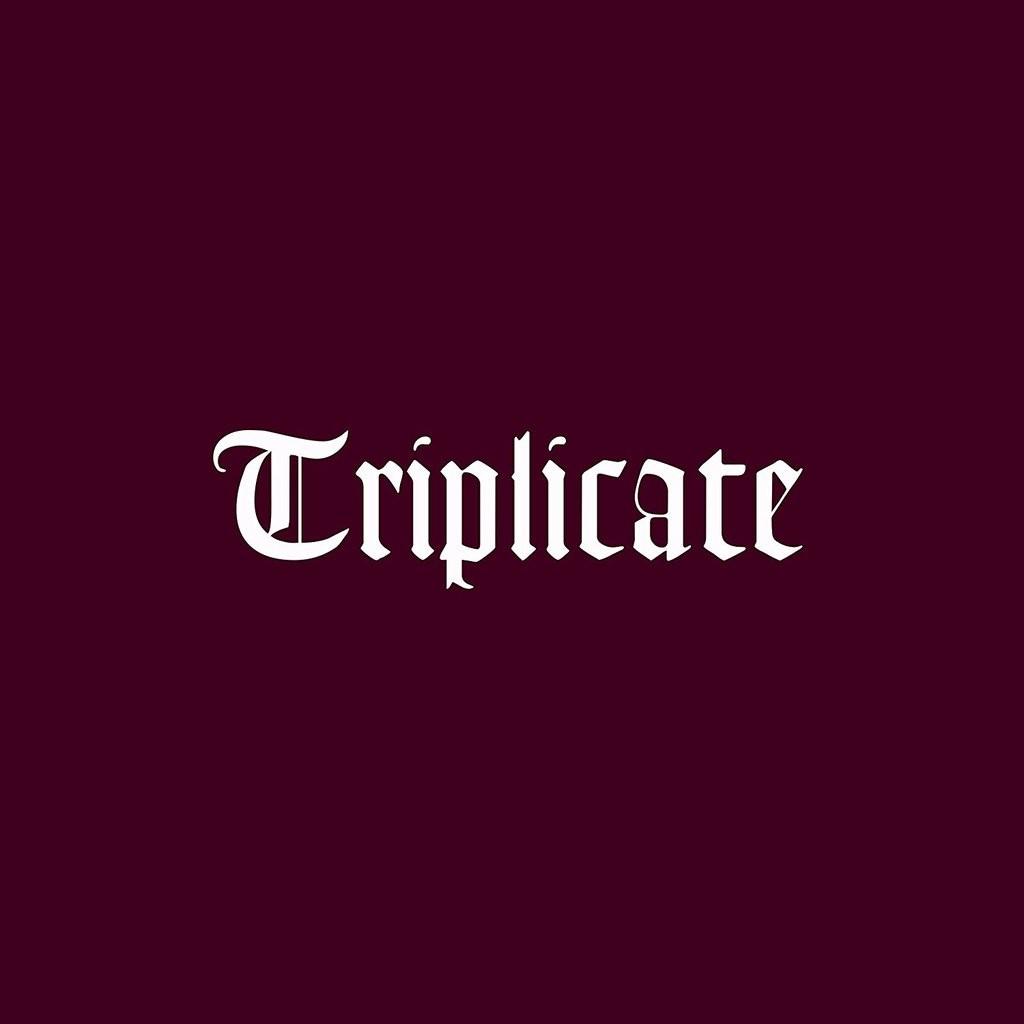 Bob Dylan - Triplicate 3XLP