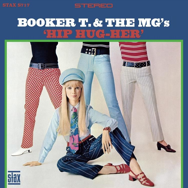 Booker T. & The MG's - Hip Hug Her LP