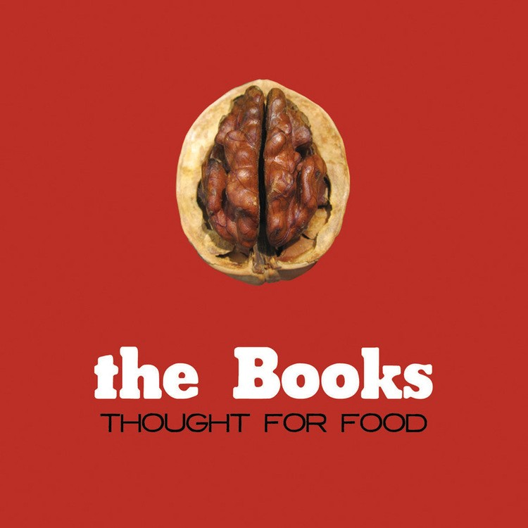 The Books - Thought For Food LP