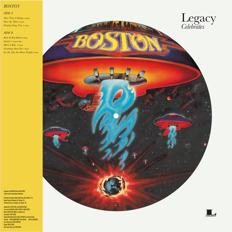 Boston - Boston (Picture Disc) LP