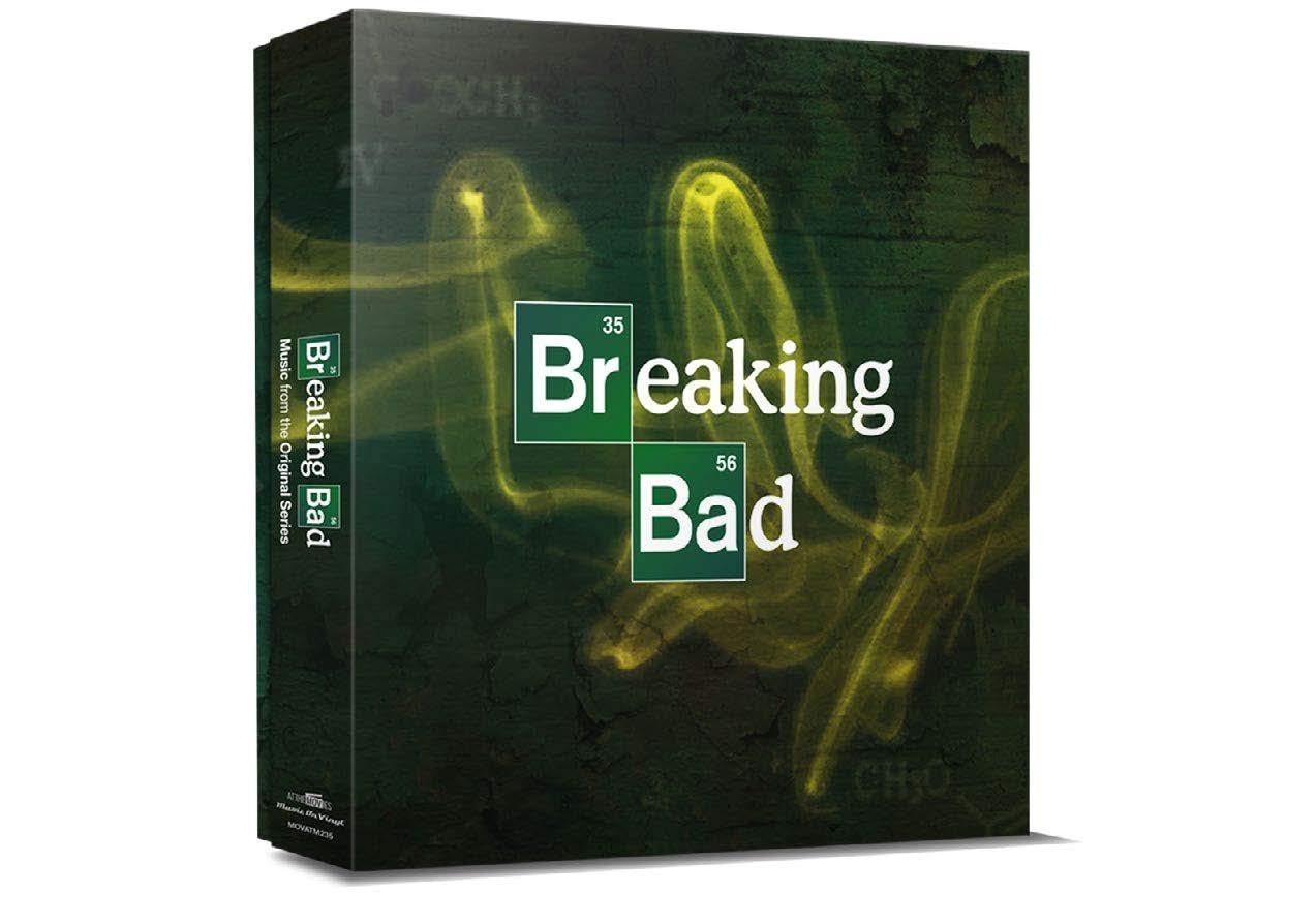 "Various Artists -  Breaking Bad 5X10"" vinyl"