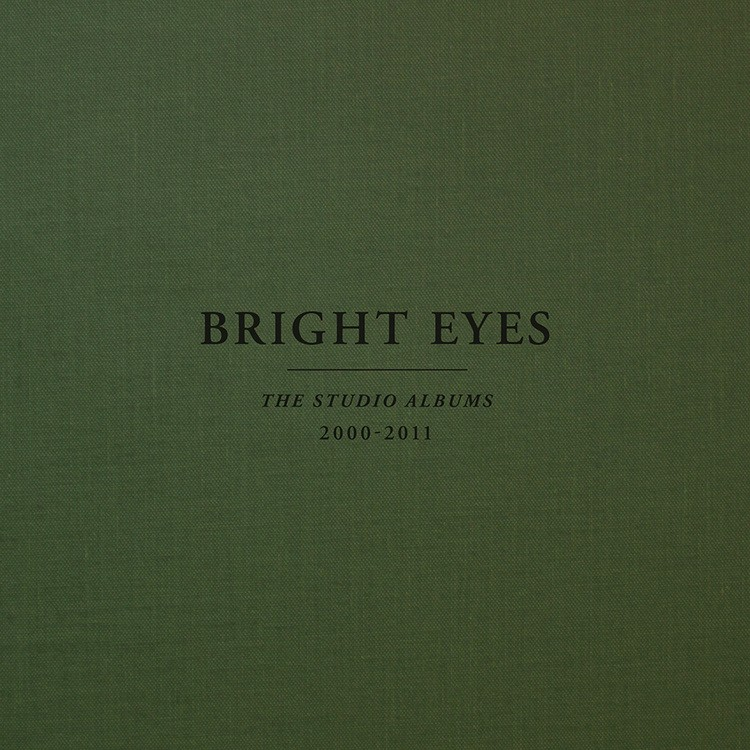 Bright Eyes - The Studio Albums 2000-2011 Boxset