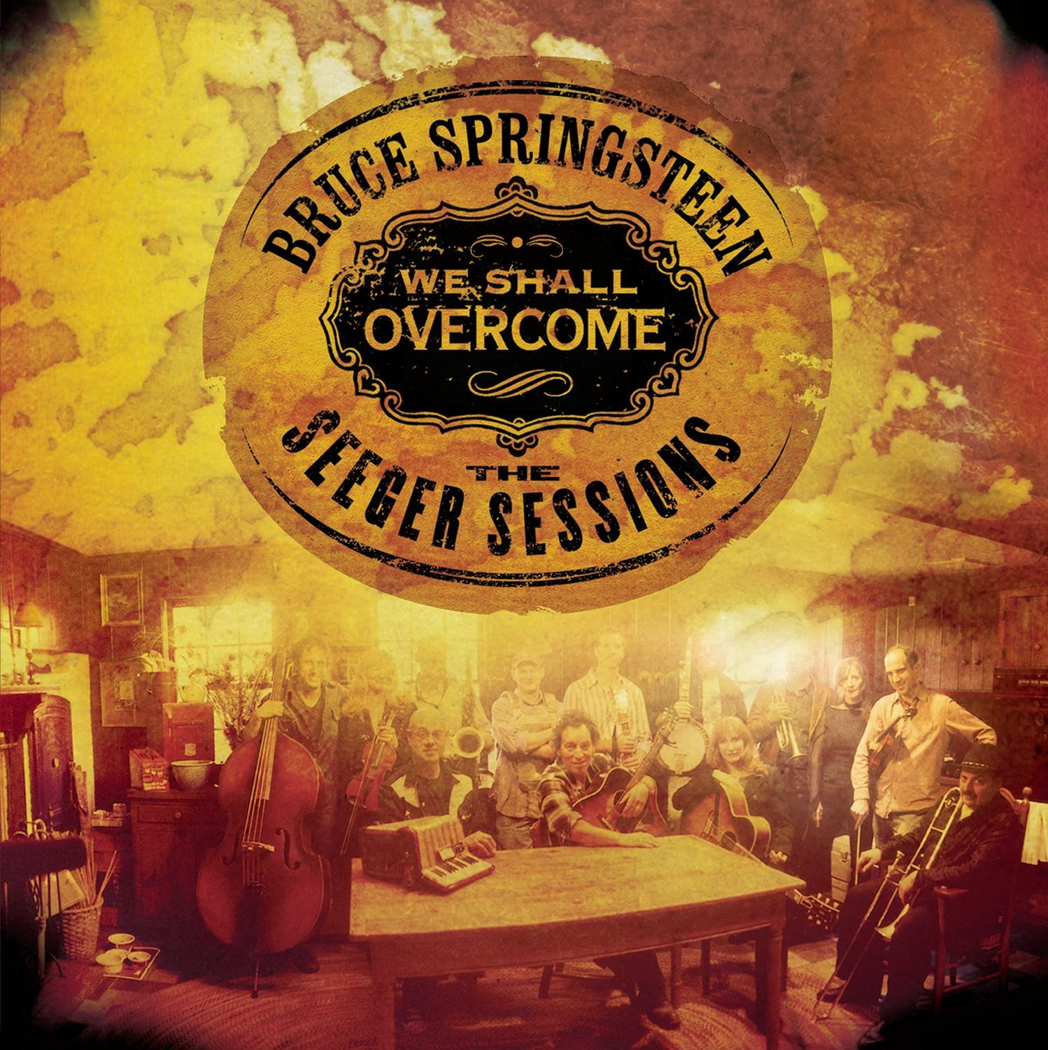 Bruce Springsteen - We Shall Overcome : The Seeger Sessions 2XLP