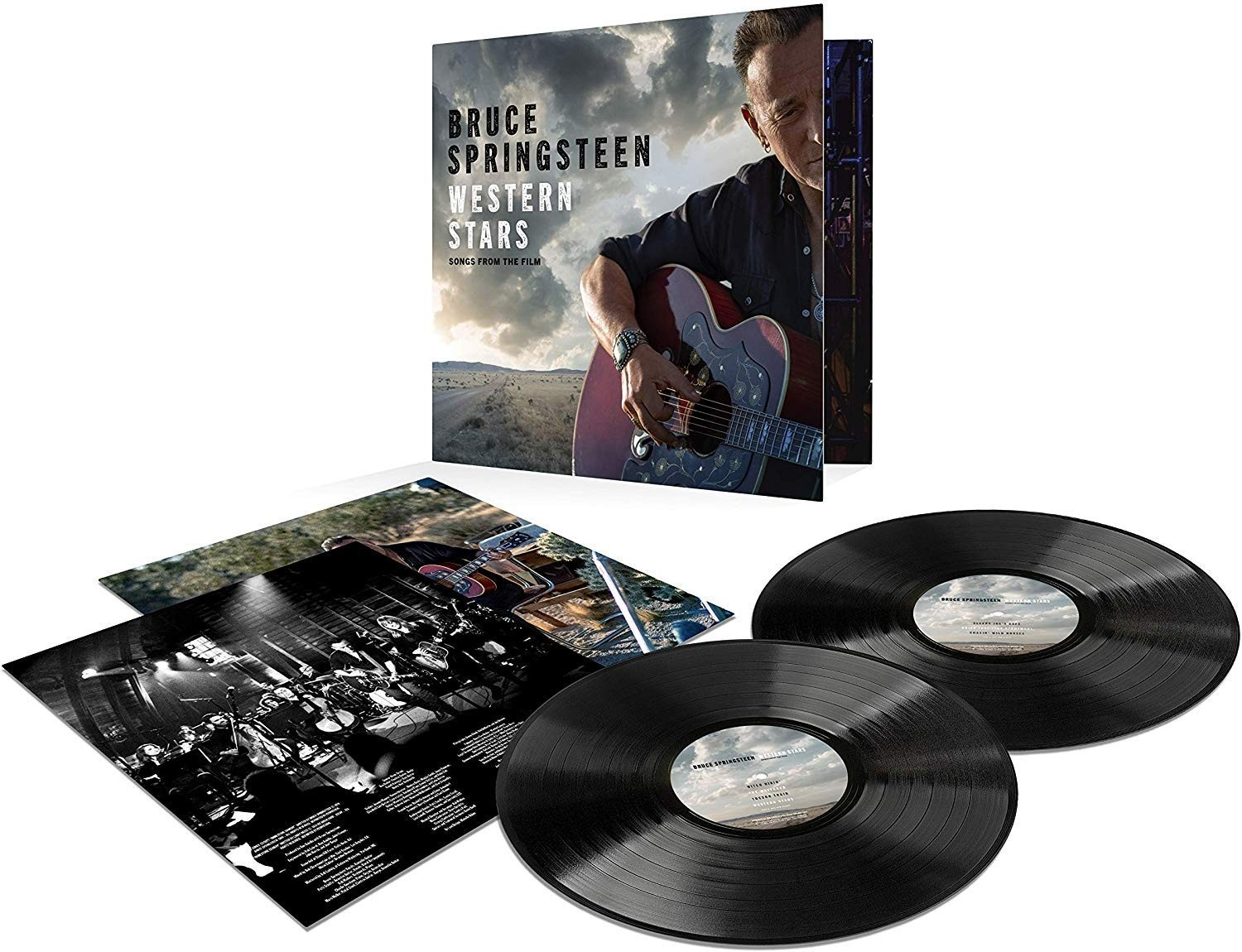 Bruce Springsteen - Western Stars (Songs From The Film) 2XLP Vinyl