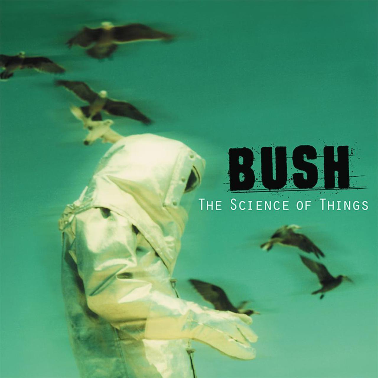 Bush - Science of Things LP