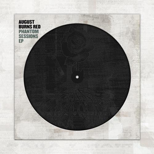 """August Burns Red - Phantom Sessions (Salt N Pepper) 12"""" EP vinyl"""
