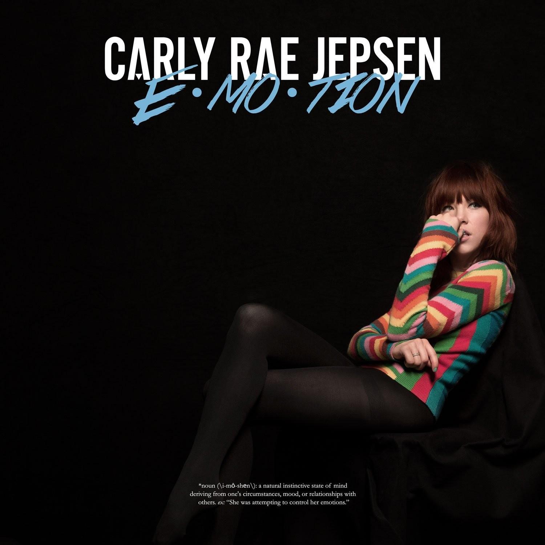 Carly Rae Jepsen - E·MO·TION LP