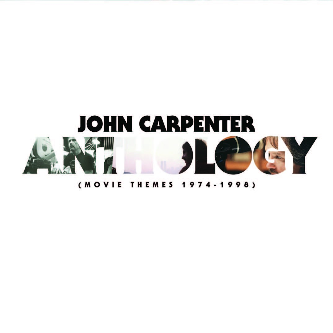 John Carpenter - Anthology: Movie Themes 1974-1998 Vinyl LP