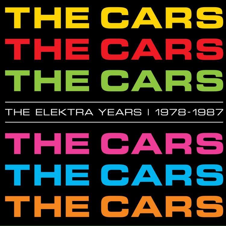 The Cars - The Elektra Years 1978 - 1987 6XLP Boxset