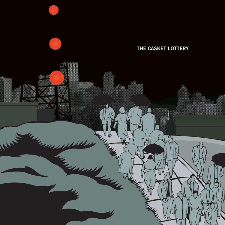 The Casket Lottery - Survival Is For Cowards Vinyl LP