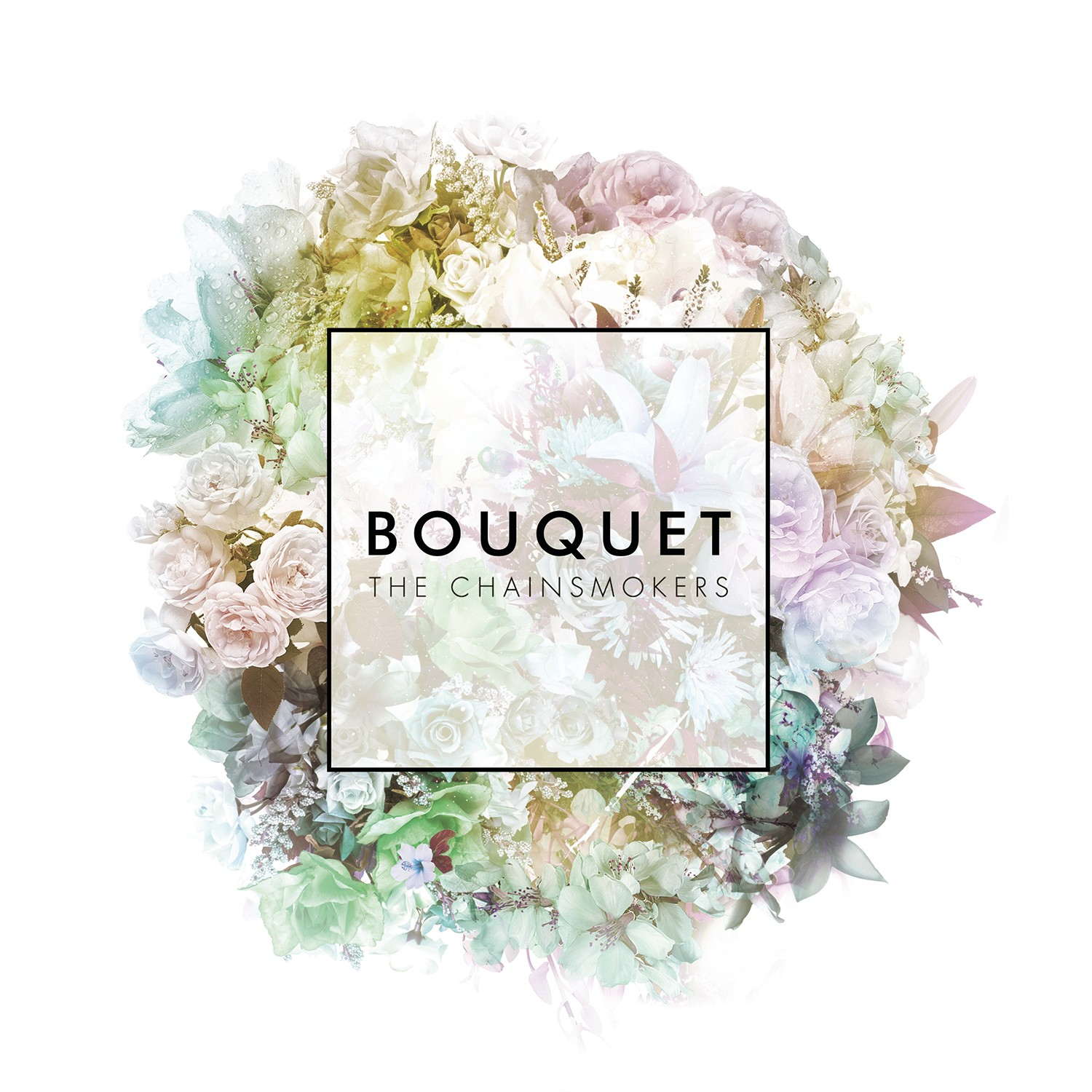 """The Chainsmokers - Bouquet 12"""" EP"""