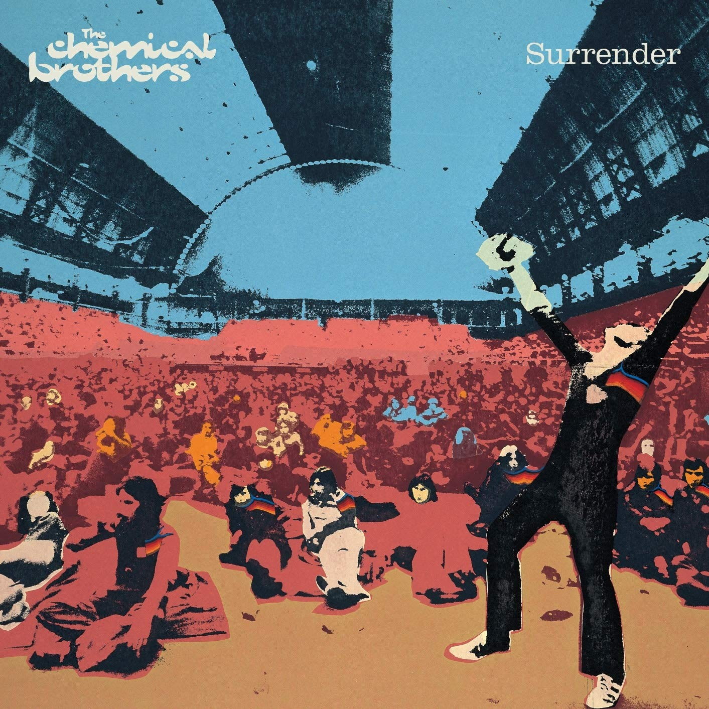The Chemical Brothers - Surrender 4XLP Vinyl