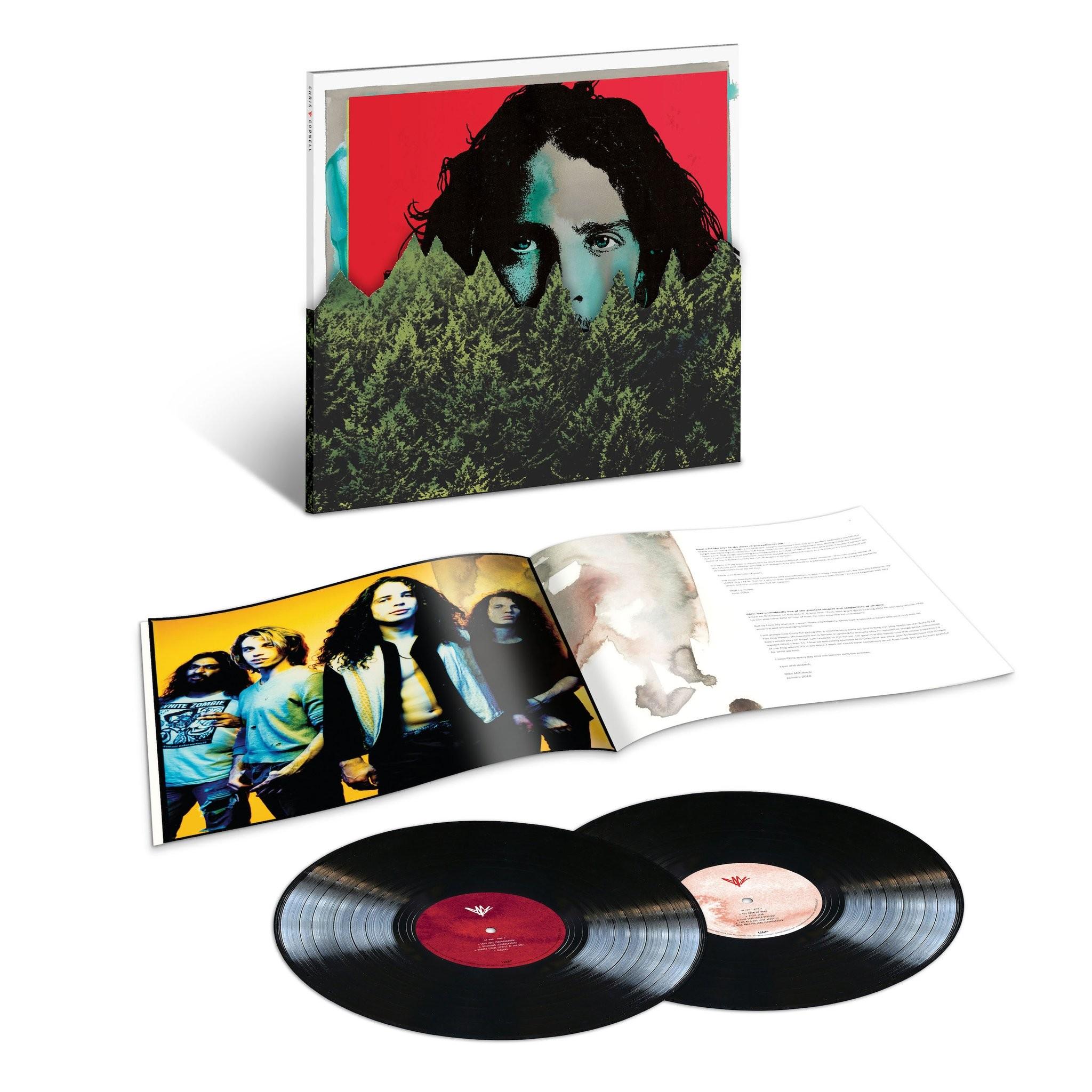 Chris Cornell - Chris Cornell 2XLP Vinyl