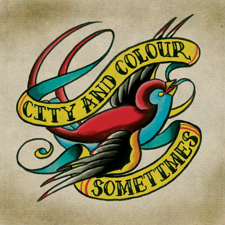 City and Colour - Sometimes 2XLP
