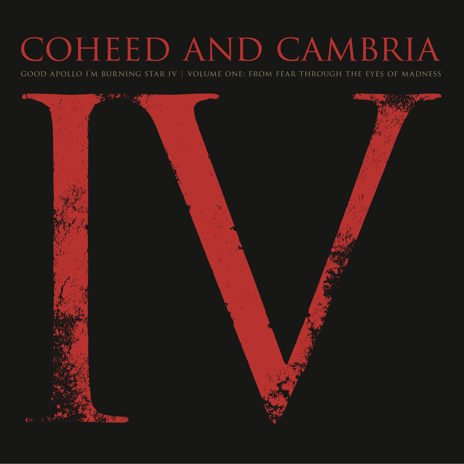 Coheed and Cambria - Good Apollo, I'm Burning Star IV 2XLP