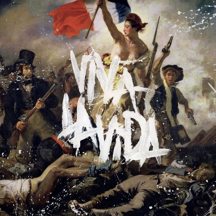 Coldplay - Viva La Vida Or Death And All LP + CD