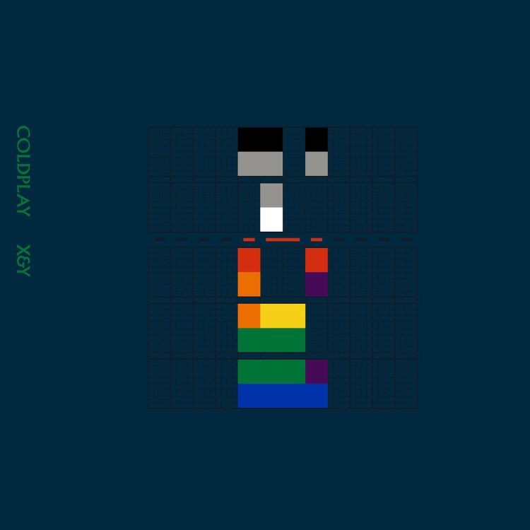 Coldplay - X & Y 2XLP