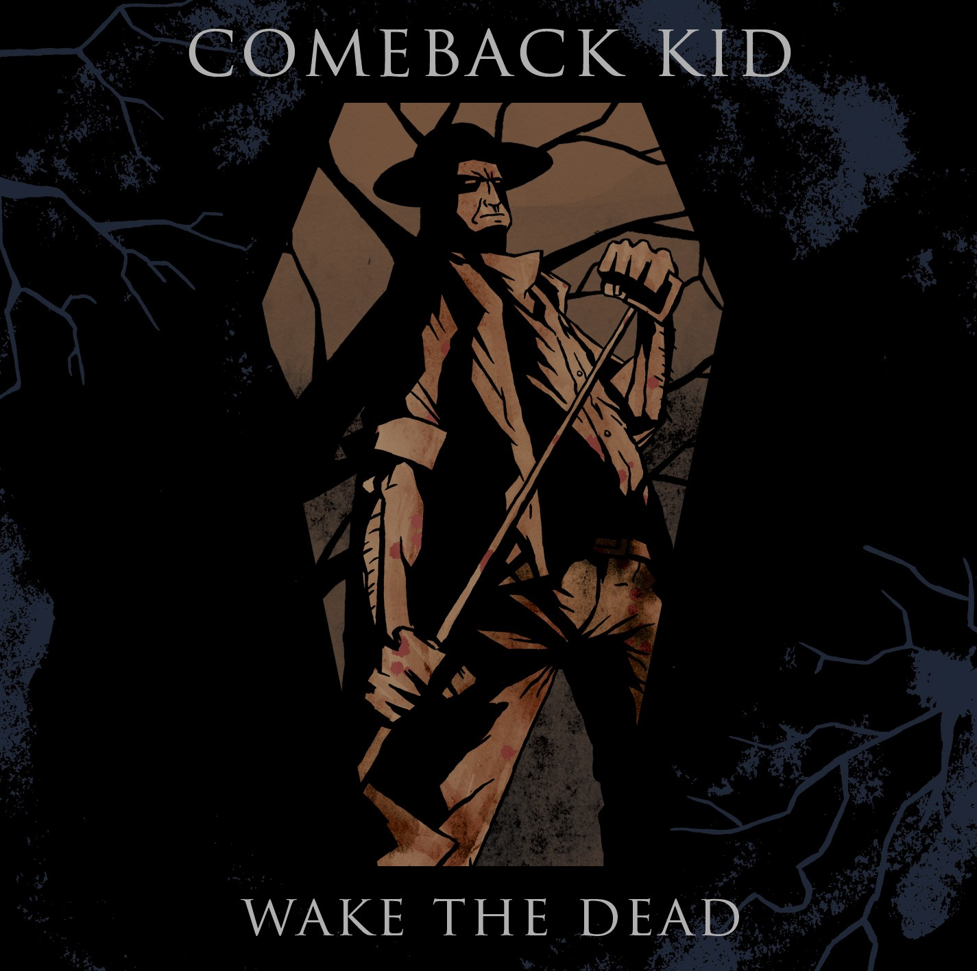 Comeback Kid - Wake The Dead LP