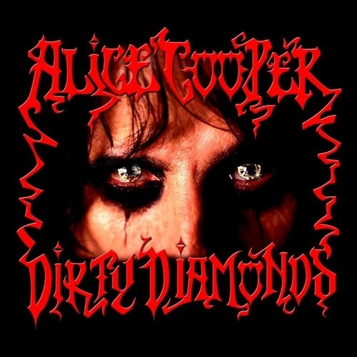 Alice Cooper - Dirty Diamonds (Colored) Vinyl LP