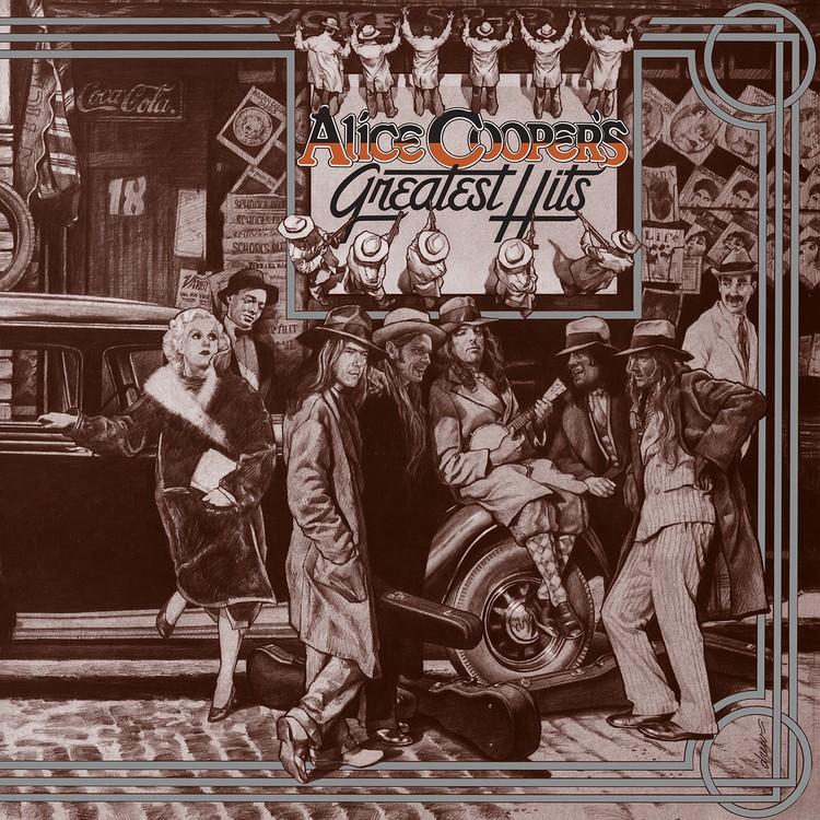 Alice Cooper - Alice Cooper's Greatest Hits Vinyl LP