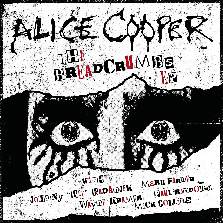 """Alice Cooper - Breadcrumbs 10"""" vinyl"""