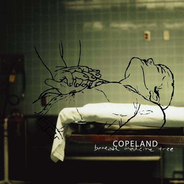 Copeland - Beneath Medicine Tree 2XLP (Coke Bottle)