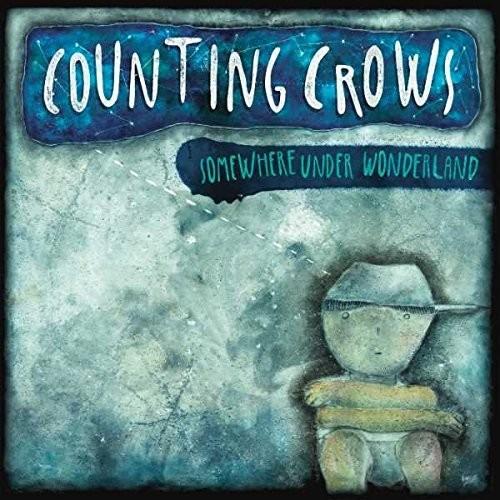Counting Crows - Somewhere Under Wonderland Blue Vinyl LP