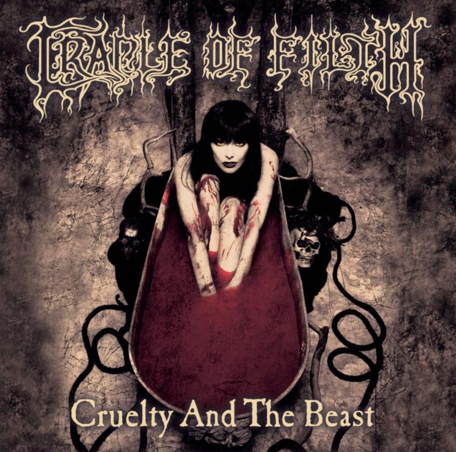 Cradle of Filth - Cruelty And The Beast (Re-mistressed) 2XLP