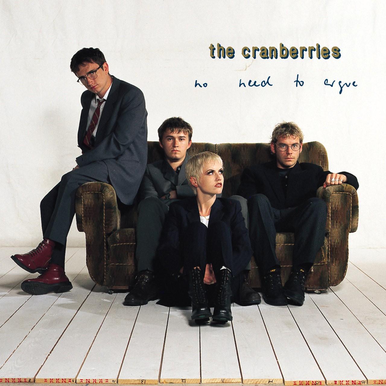 The Cranberries - No Need To Argue (Green) Vinyl LP