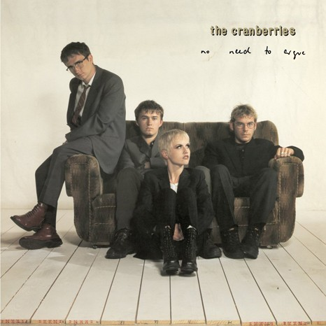 The Cranberries - No Need To Argue (Clear/Blue) LP