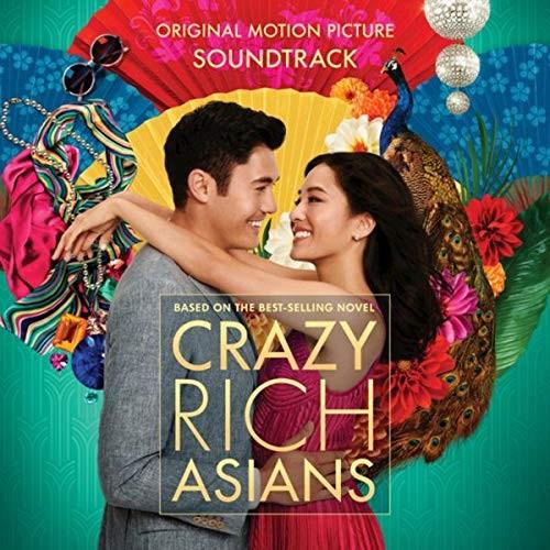 Various Artists - Crazy Rich Asians vinyl LP
