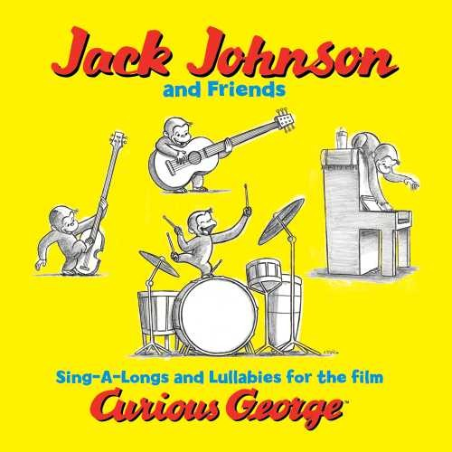 Soundtrack - Jack Johnson And Friends: Sing-A-Longs And Lullabies For The Film Curious George LP