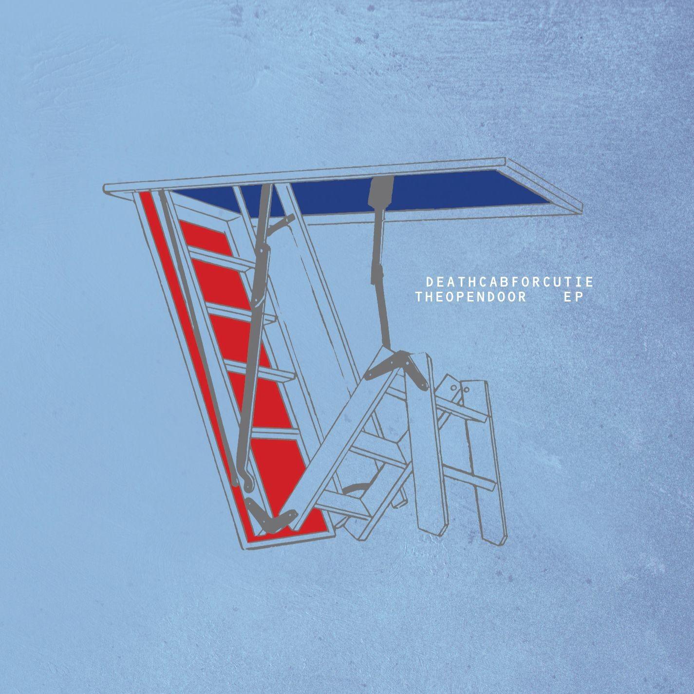 Death Cab For Cutie - The Open Door LP