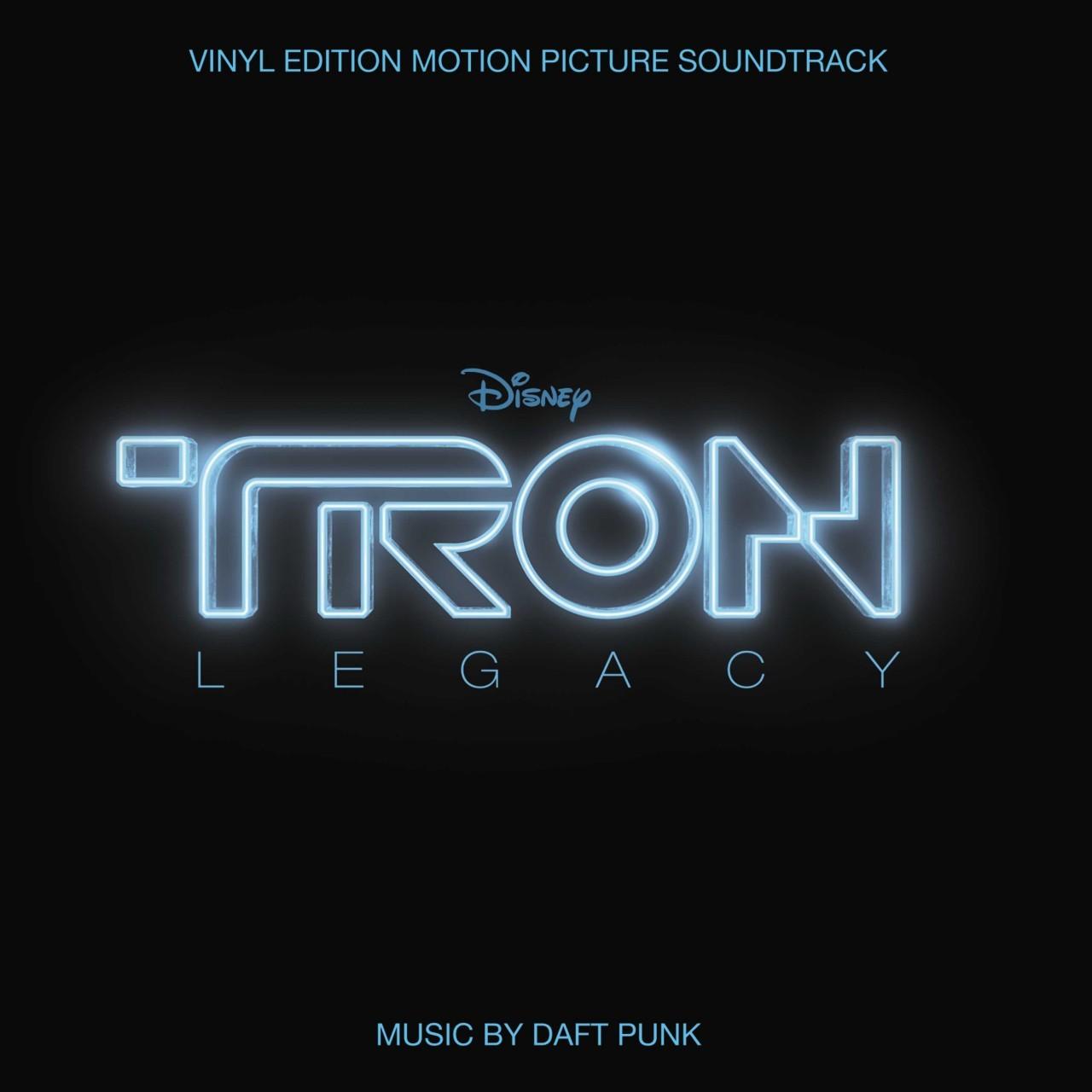 Daft Punk - TRON: Legacy Vinyl Edition 2XLP