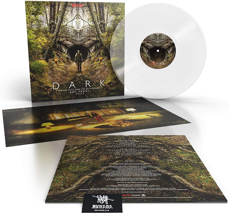 Ben Frost - Dark: Cycle 2 (Clear) Vinyl LP