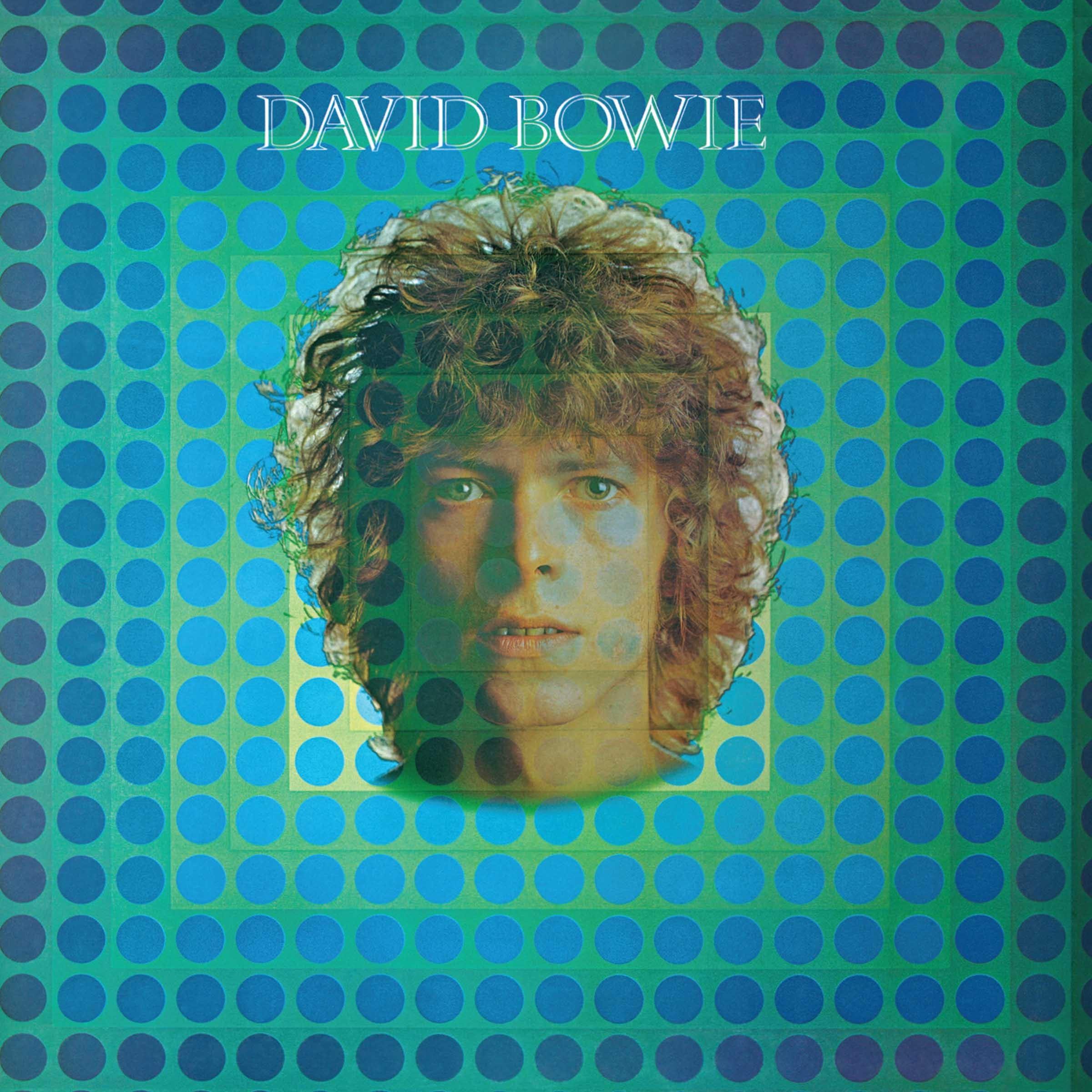 David Bowie - David Bowie AKA Space Oddity LP