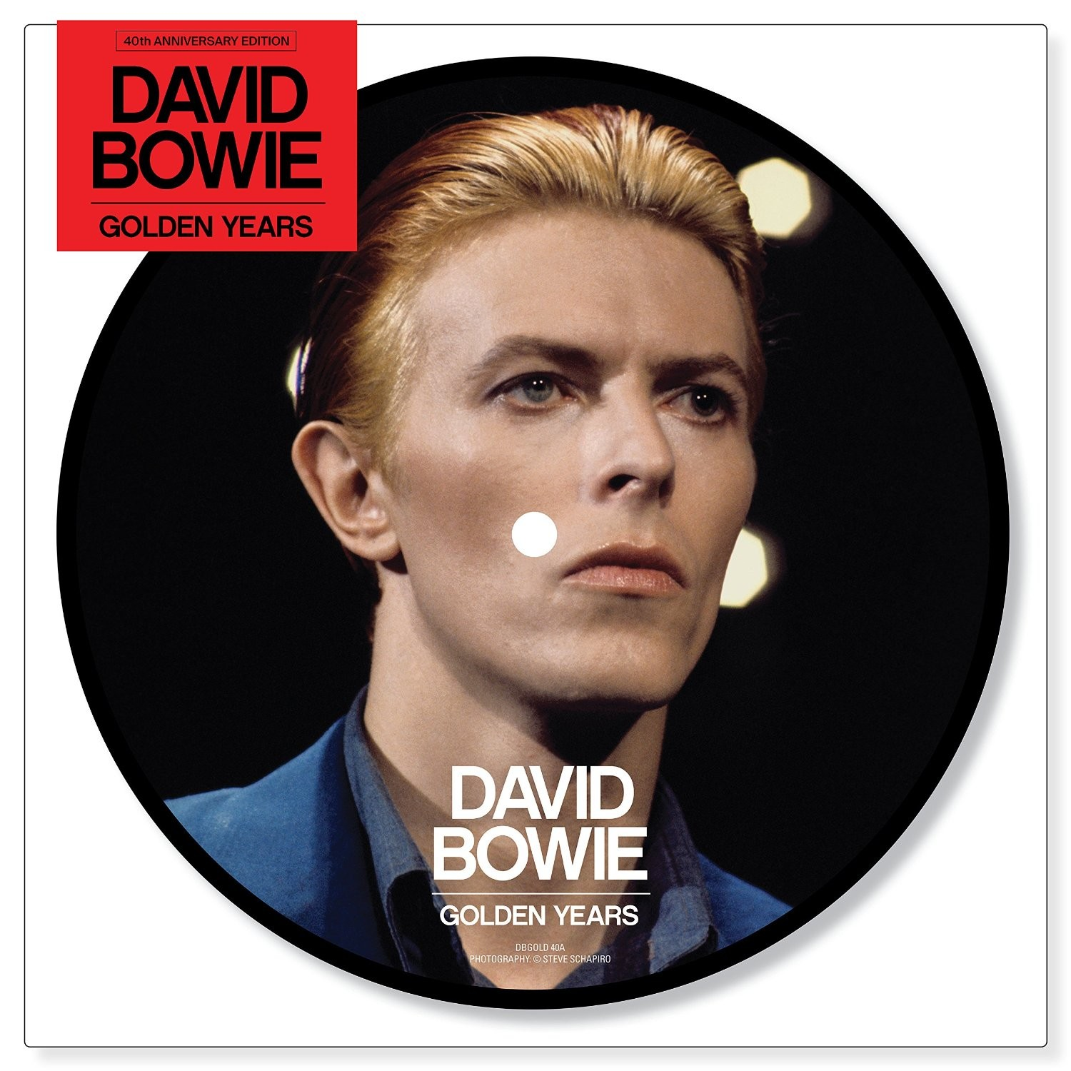 David Bowie -  Golden Years  EP