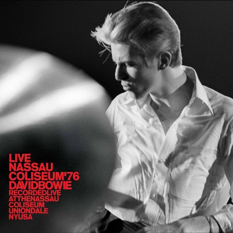 David Bowie - Live Nassau Coliseum '76 2XLP